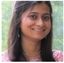Dhira Peer, Counsellor at Kalmadi High School