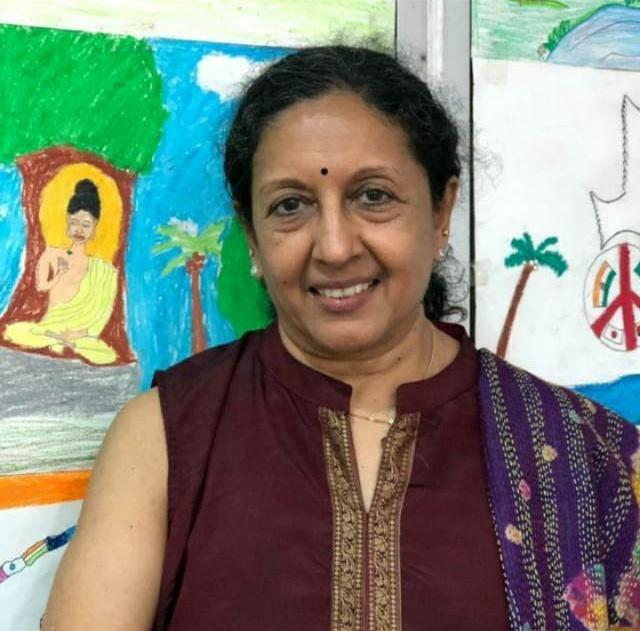 Lata Narayan, (Presence Oriented Psychotherapy, 2017-2019) IS A RETIRED PROFESSOR, TISS, MUMBAI