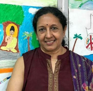 LATA NARAYAN (BATCH 2017-2019) IS A RETIRED PROFESSOR, TATA INSTITUTE OF SOCIAL SCIENCES, MUMBAI