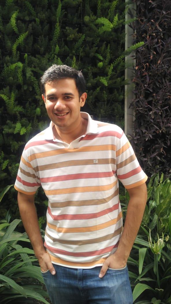 Abhishek Sharma, Student (2018-2019)